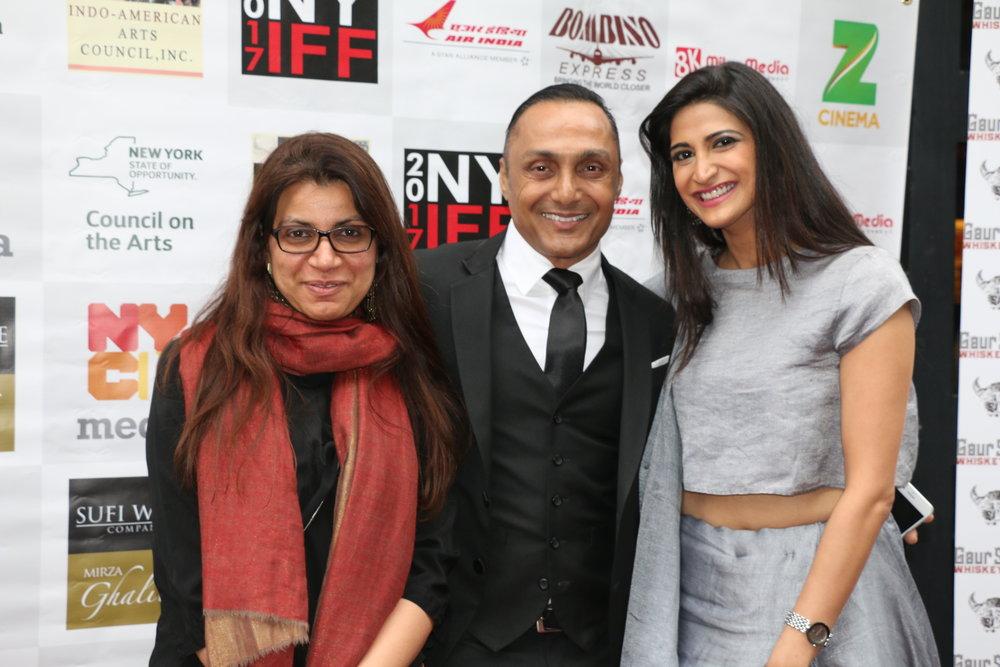 Alankrita Shrivastava, Rahul Bose, Aahana Kumra