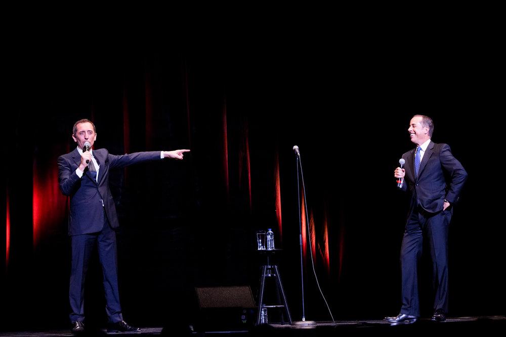 Jerry Seinfeld & Gad Elmaleh