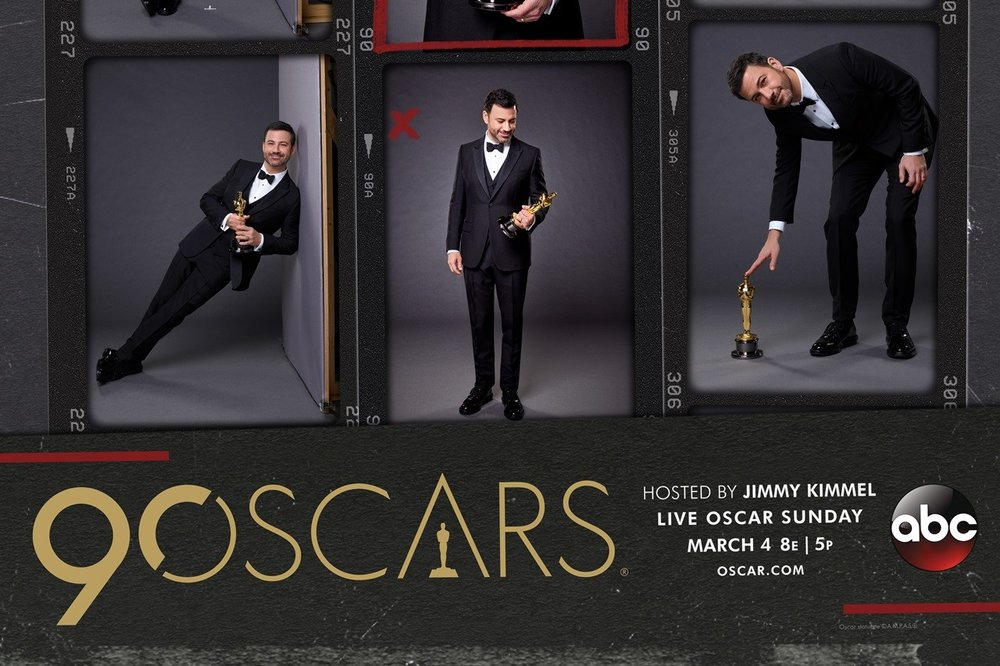 e0031ede5d488f Diversity and Inclusion continues with 90th Oscars® ceremony airing live on  Hosted by Jimmy Kimmel.