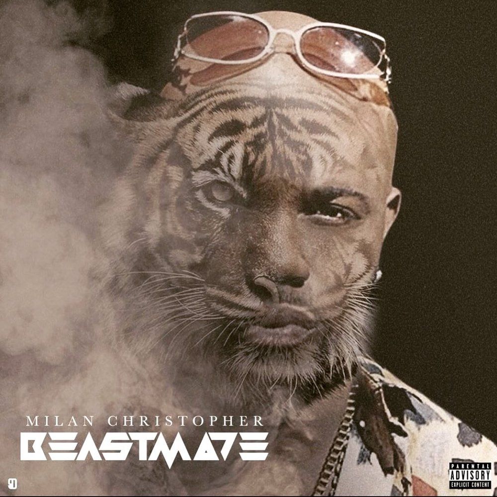 New Music Milan Christopher Beastmode Album Available Now