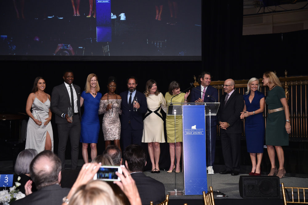 Brady Center's 2018 Bear Awards Honoring Real Life Heroes Helping To Prevent Gun Violence