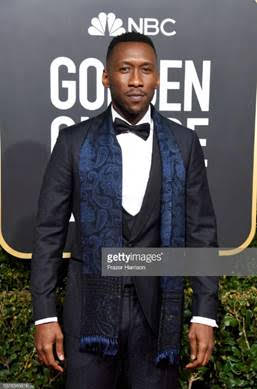 Mahershala Ali attends the 76th Annual Golden Globe Awards at The Beverly Hilton Hotel on January 6, 2019 in Beverly Hills, California (Photo by Frazer Harrison/Getty Images)