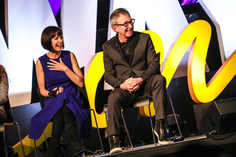 BroadwayCon_Disney_Theatrical_At_25_Susan Egan and Thomas Schumacher_HR