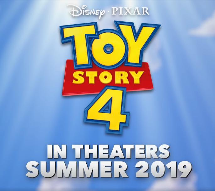 Credits: #ToyStory4