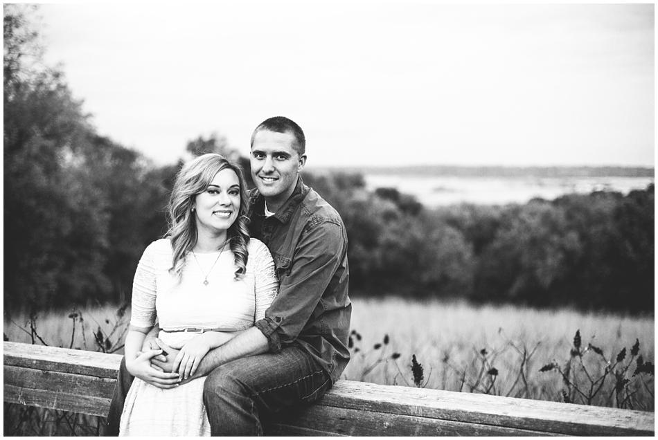 Omaha, NE engagement photos