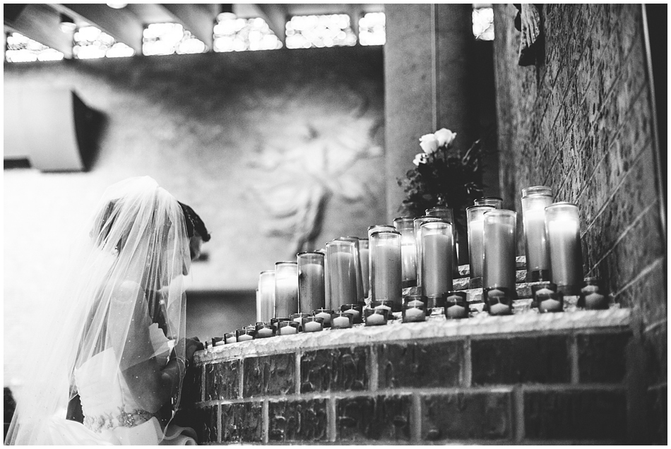 catholic wedding omaha photographer