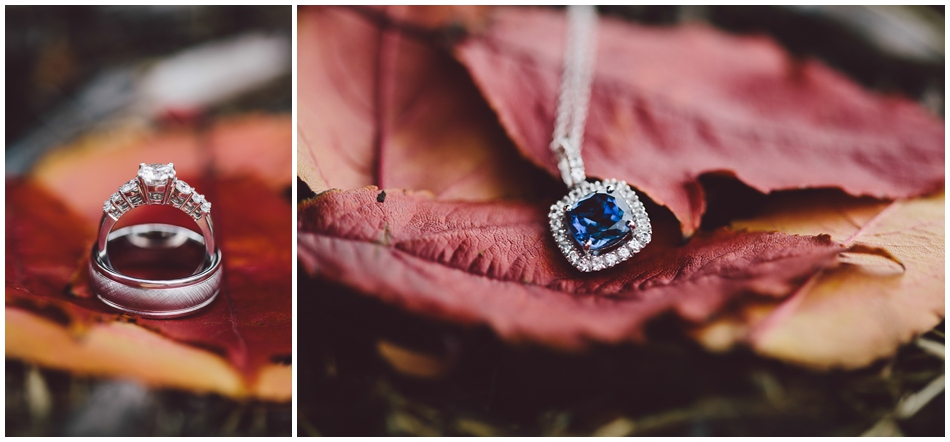 blue sapphire necklace as wedding gift