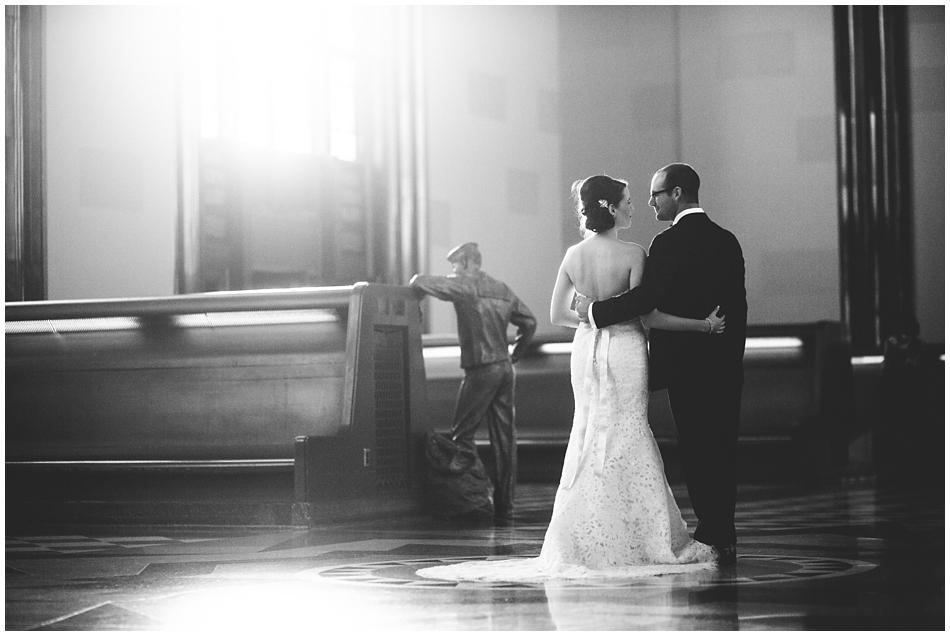 Durham Western Heritage Wedding Omaha, NE