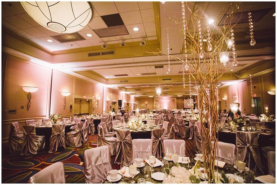 Marriott Regency Omaha, NE  Wedding