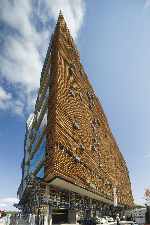new acton nishi facade