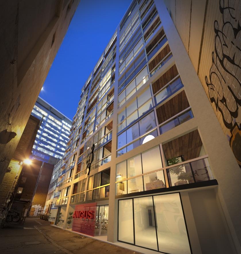 108 flinders street apartments