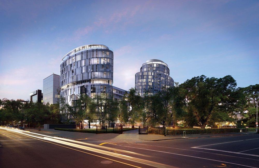Parque Apartments, Melbourne
