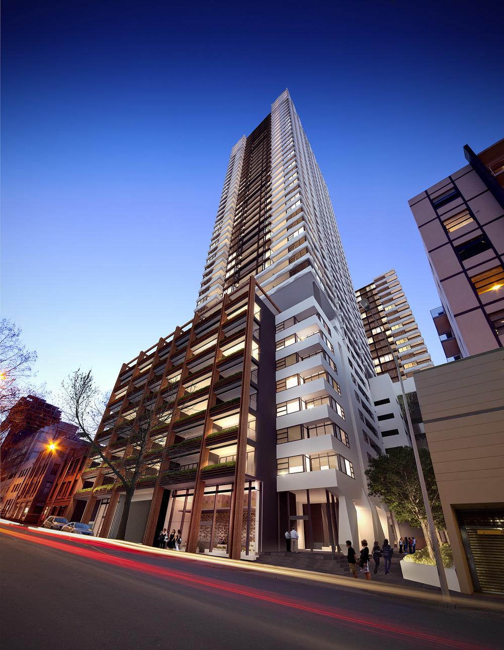 Fulton Lane, Melbourne