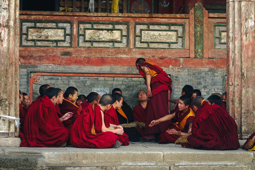 Ta'ersi Monastery – Qinghai, China