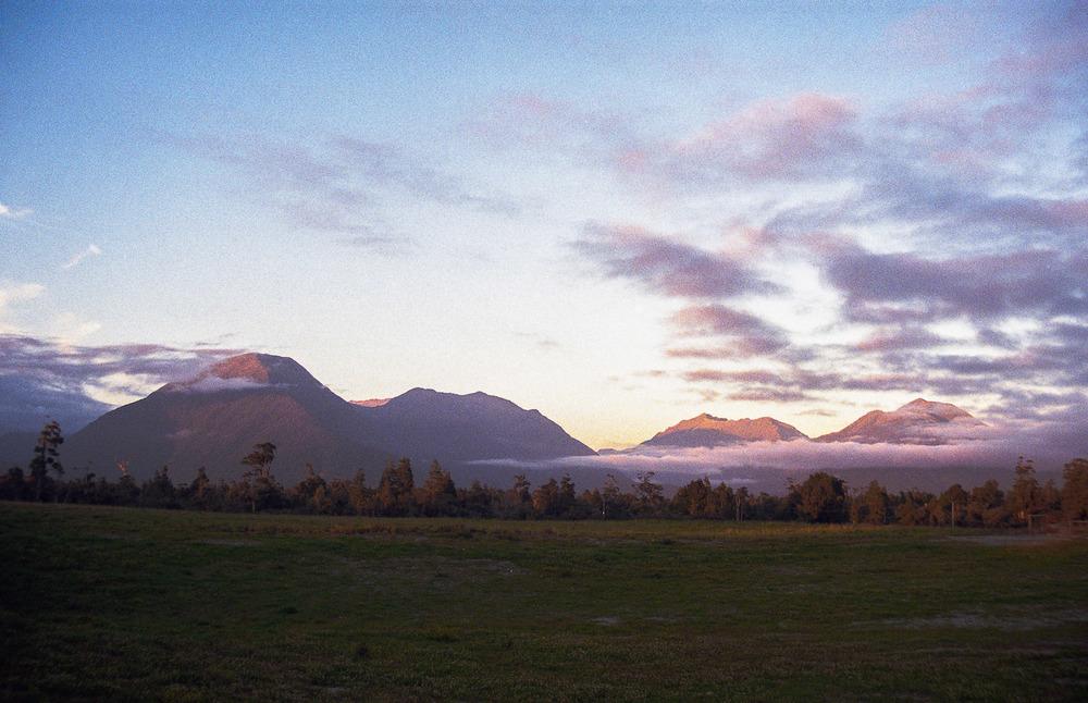 Mathieson, New Zealand