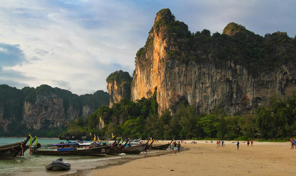 Ao Nang Beach – Krabi, Thailand