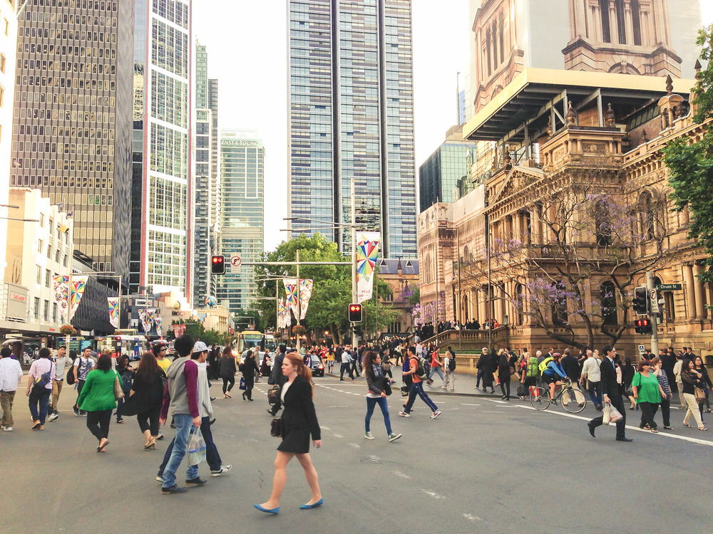 Sydney CBD, Australia