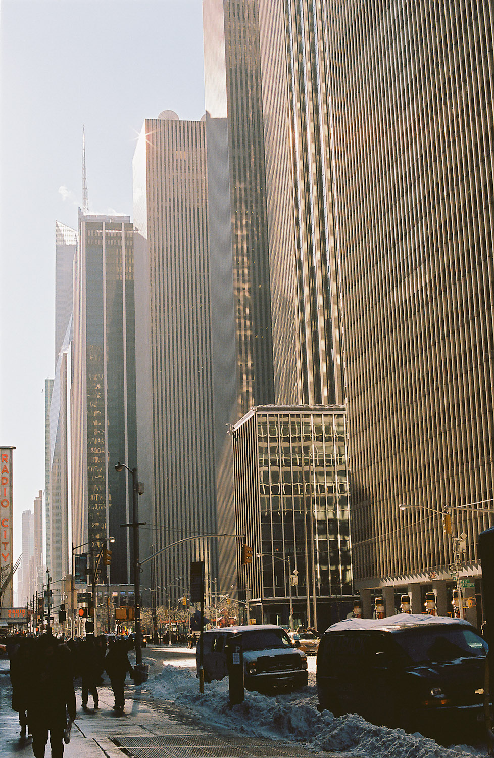 6th Ave, Midtown Manhattan