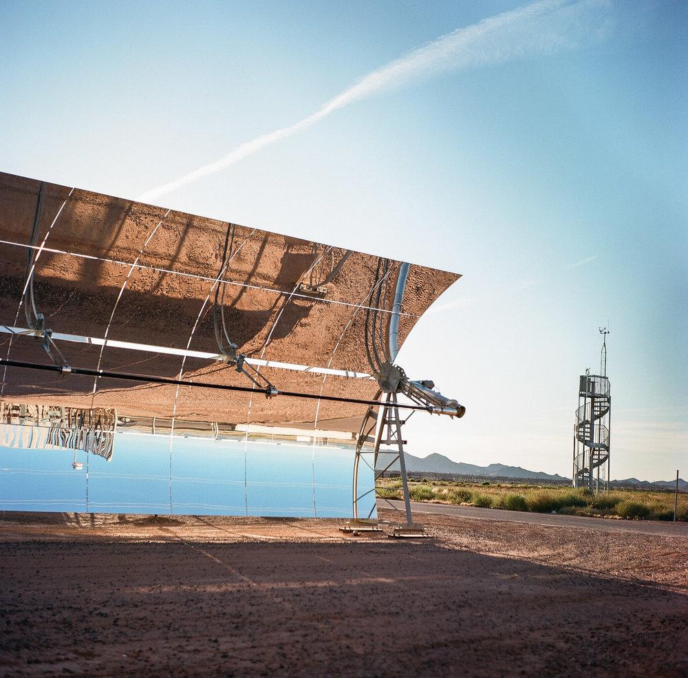 Solana Generating Station,Piedra, AZ