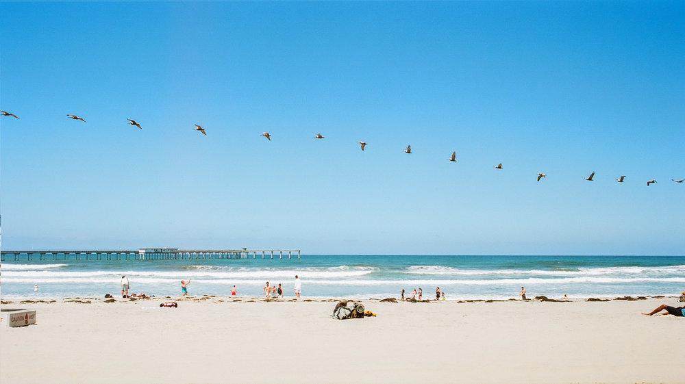 Ocean Beach, San Deigo, CA