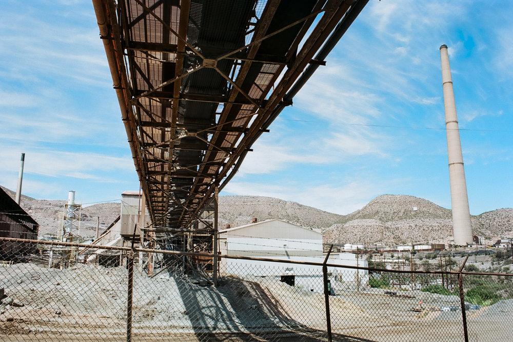 Asarco Hayden Smelter,Hayden, AZ
