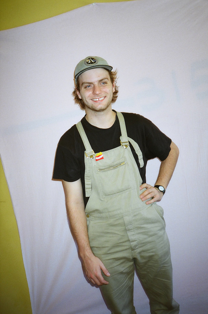 Mac DeMarco - Oyster Magazine
