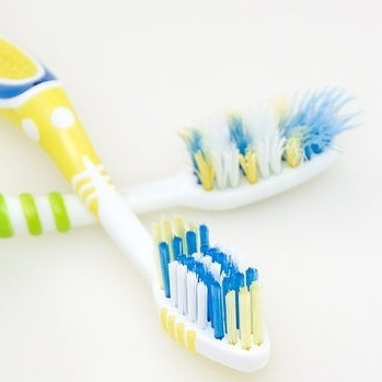 Which looks most like your tooth brush?! Make sure you replace your brush regularly (at least once a month). Frayed bristles don't get to the hard to clean areas of your teeth where decay is likely to start! #oralhygiene #teeth #clean #cleaneating #toorak #southyarra #toorakrd