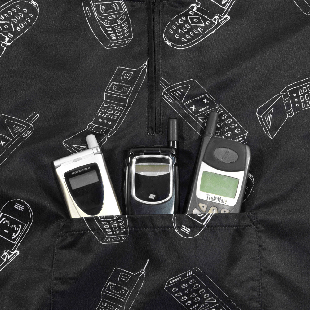 Stylized Product-Black Cellphone Anorak.jpg
