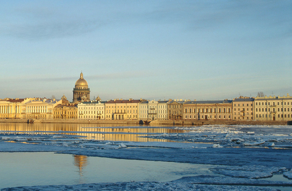 Russia's 'Venice of the North', St Petersburg