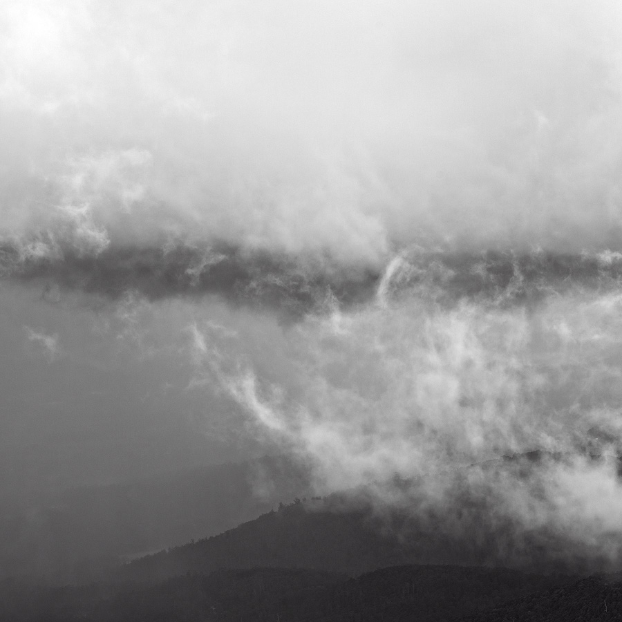 The Squall and The Mountain, by Tristan Stuart, Tasmania.