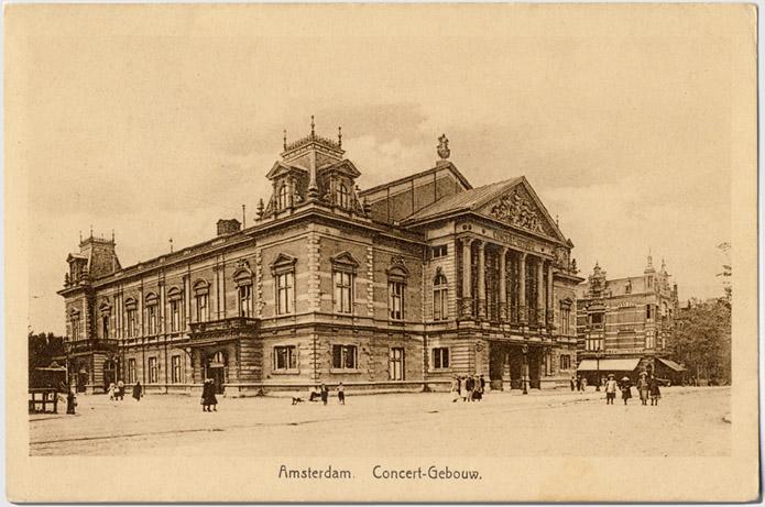 Concertgebouw 1888