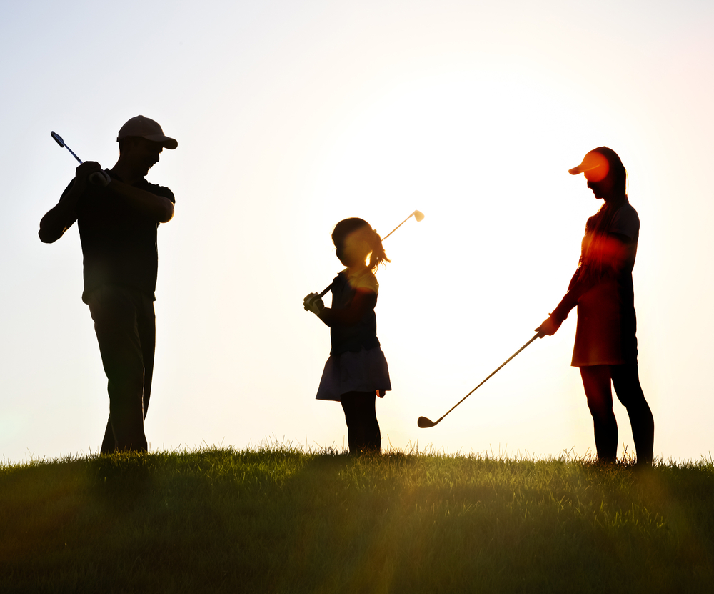 Parent Golfing Advice