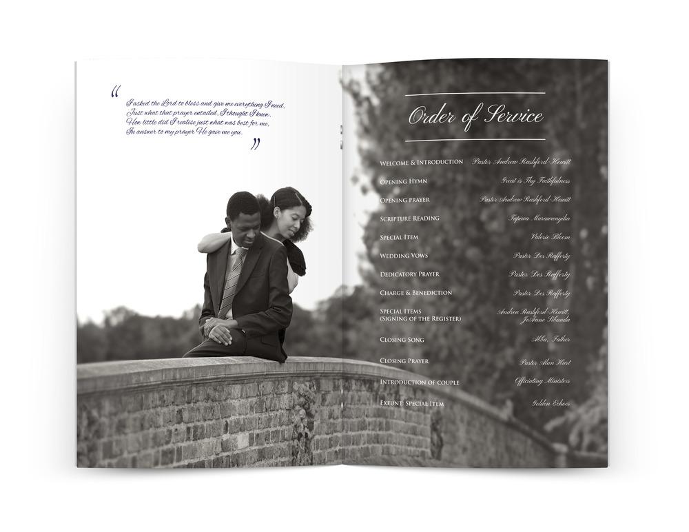 Tamara Wedding Programme Page 2.jpg