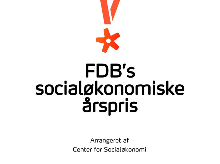 The Danish Center for Social Economy and the Danish Co-operative Wholesale Society (FDB) invited Commerce and Culture to participate in the competition at their socio-economic annual prize.