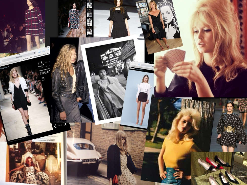 Stylist Ellie Lines Mood Board