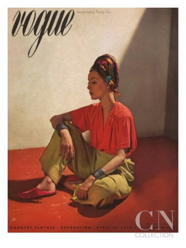 Horst Photography for Vogue - V&A Exhibition