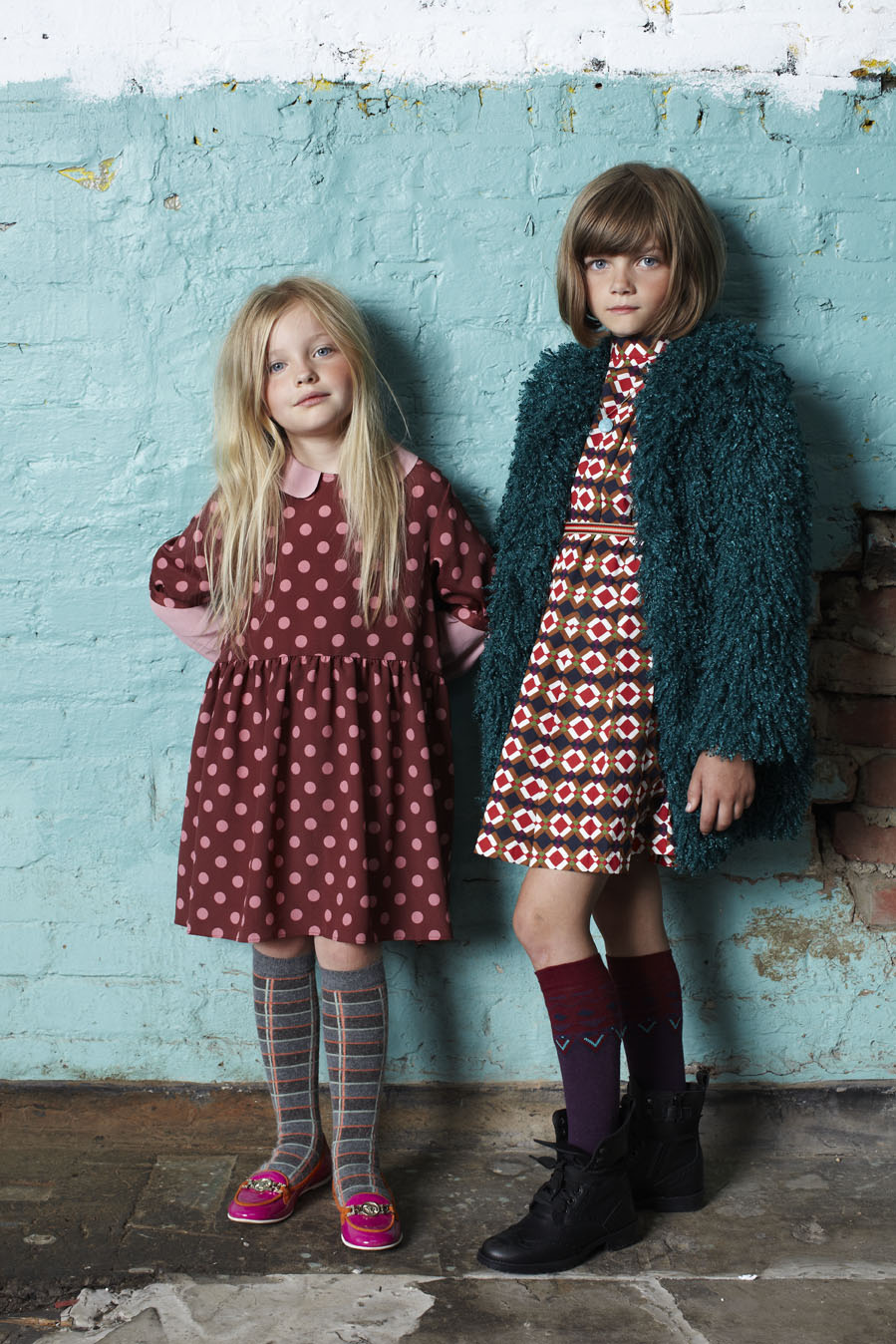 Child Models Styled by Ellie Lines