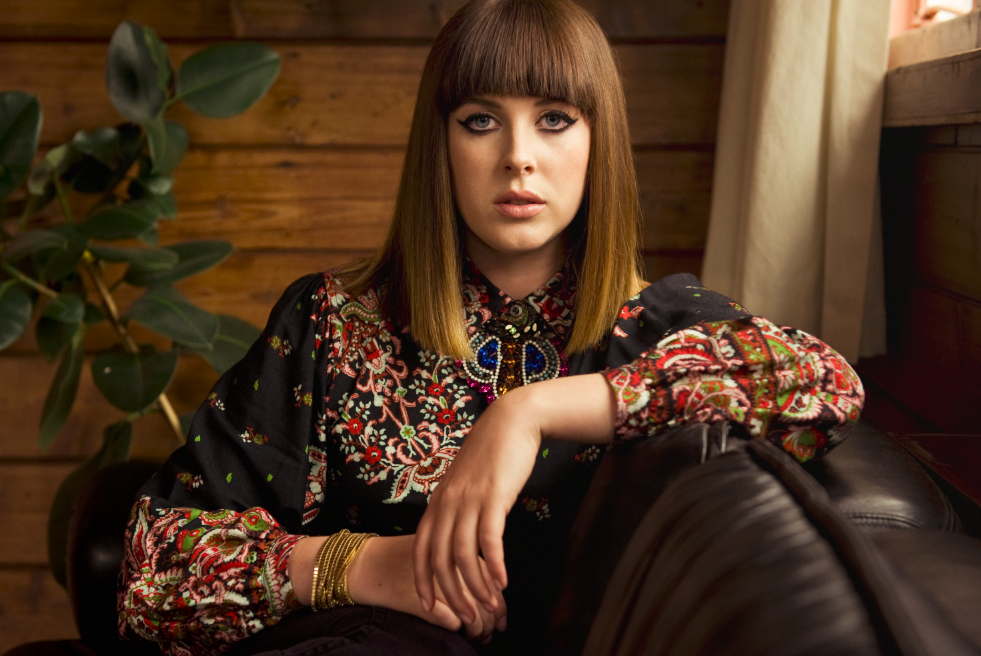 Alexandra Roach Styled by The Lines