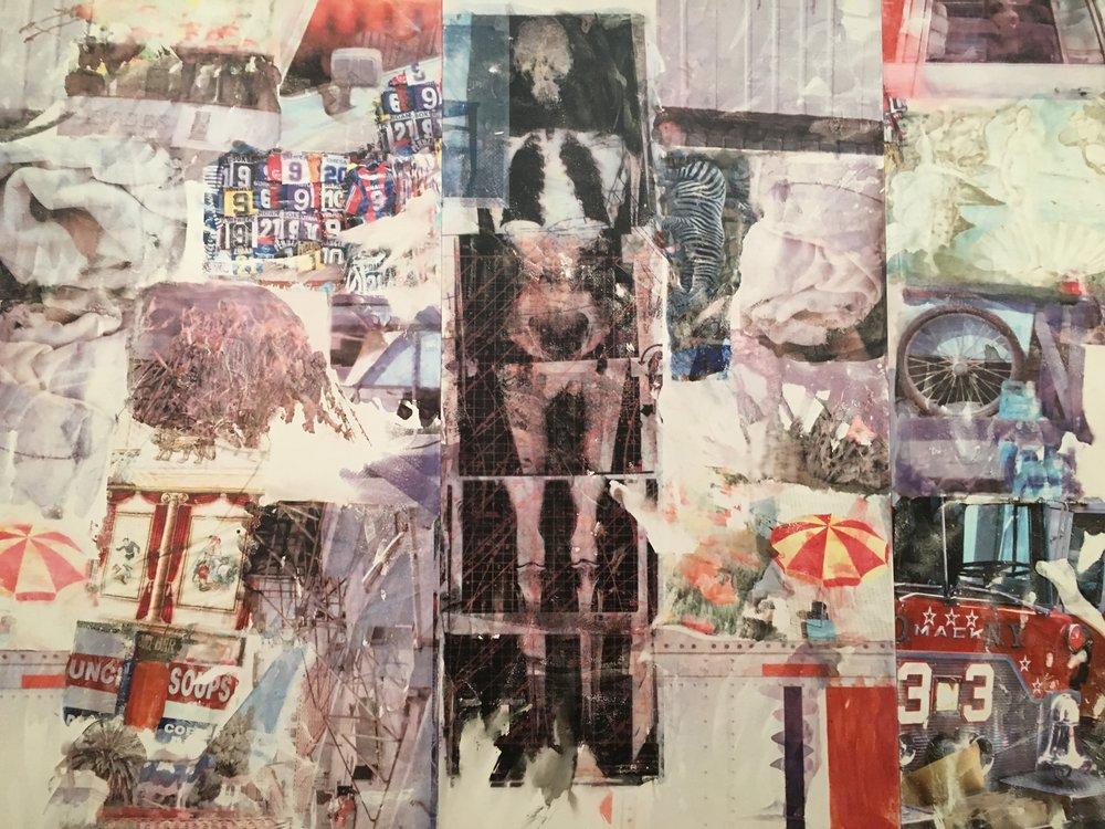 Robert Rauschenberg Exhibition, Tate Modern