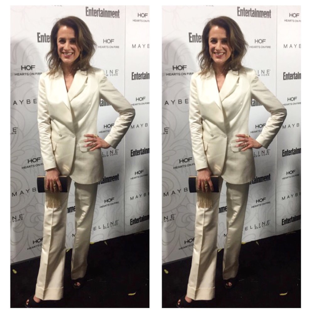 Raquel Cassidy Styled by Ellie Lines