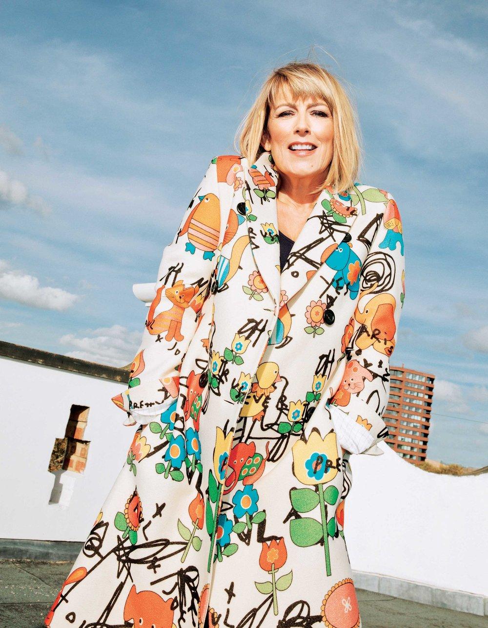 Ellie Lines Stylist Frank Agency Stella Fay Ripley
