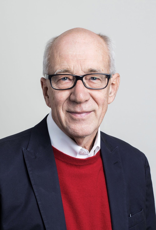 Professor Otto Cars.  Foto: Johan Wahlgren