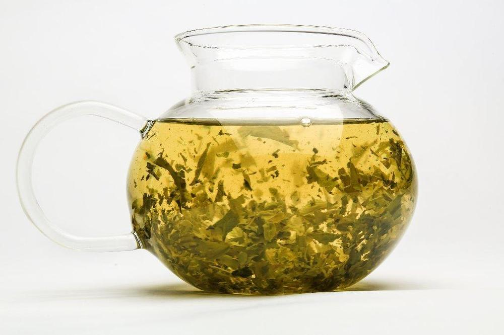 5. The L-theanine in green tea helps relax your body and lower stress aim for 3 a day to keep inflammation away.