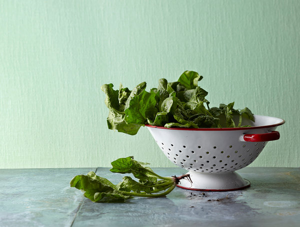 6. Spinach contains a great source of folate and iron, make sure you add some lemon juice when preparing it to ensure your body is able to absorb it properly.