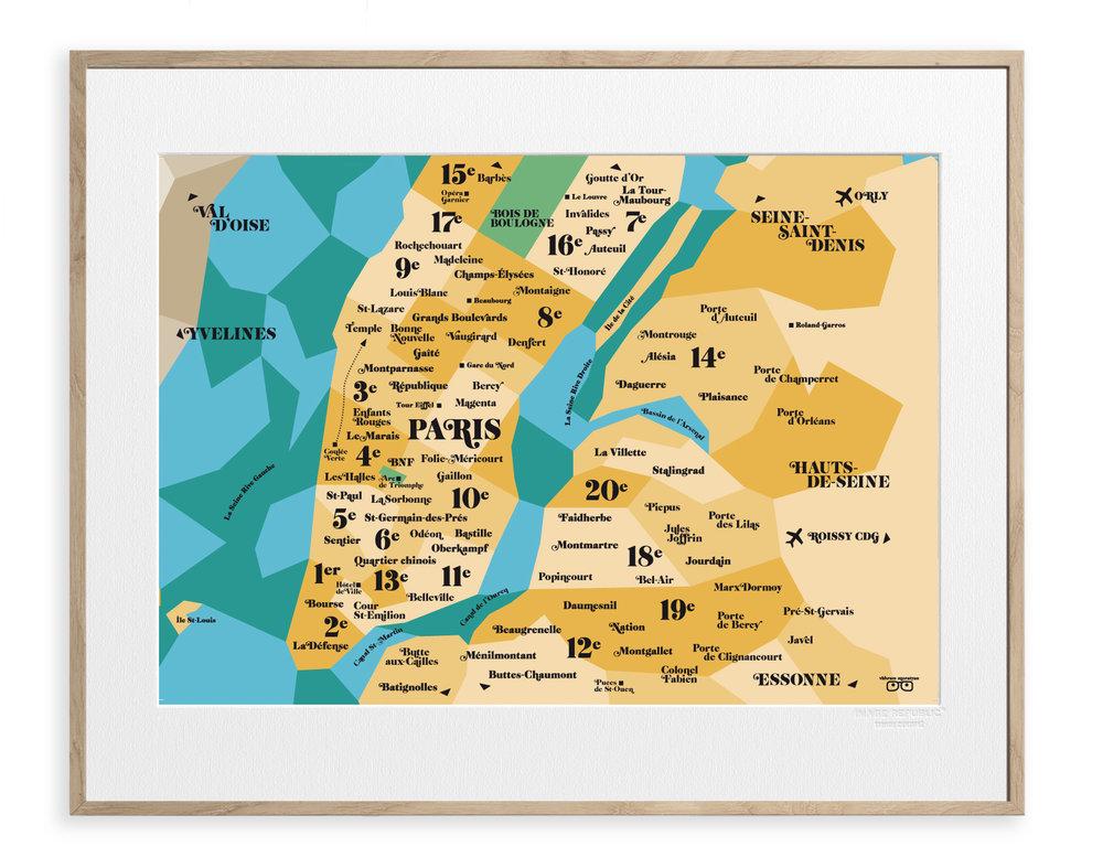paris sur new york -