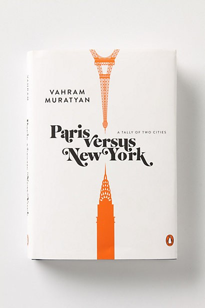 PARISVERSUSNEW YORK - THE ORIGINAL NEW YORK EDITION(PENGUIN RANDON HOUSE)