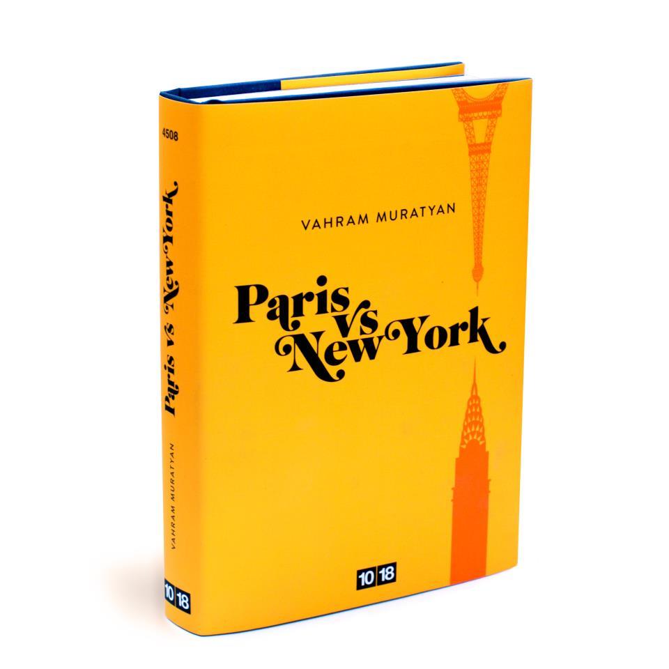 PARISVS NEW YORK - L'ÉDITION PARISIENNE(10/18)