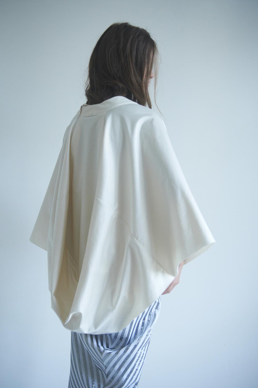 Designer : Katharina Gruber Photographer : Spela Kasal Styling Assistant : Aline de BeauclaireMakeup : Megumi Itano Hair : Nara Makino Model : Alice@VIVA