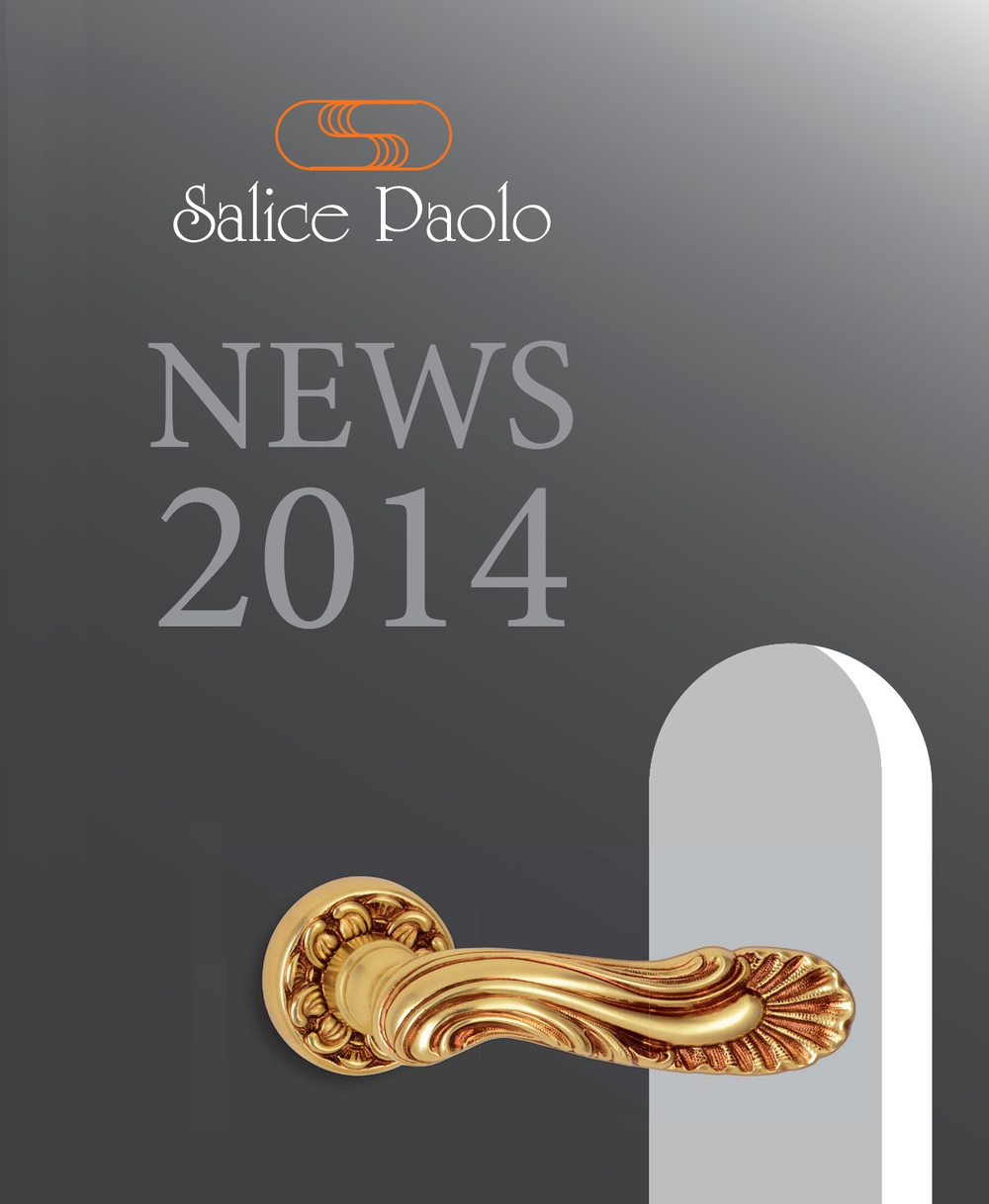 Salice paolo news 2014 catalogues international for Salice paolo