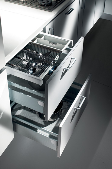 compagnucci - kitchen fittings and hardware ? international ... - Cassettoni Cucina